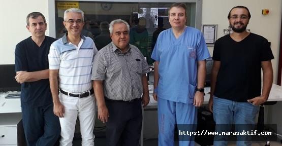 Kardiyologlar Kahramanmaraş'ta Eğitim Alıyor
