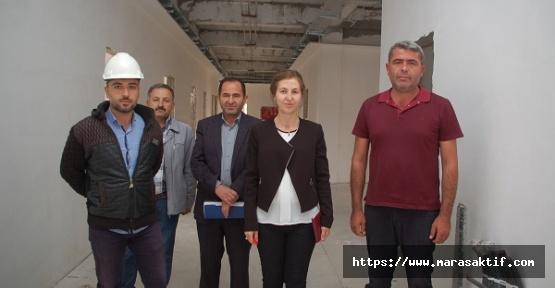 Afşin Sağlık Merkezi Mayıs'ta Açılacak