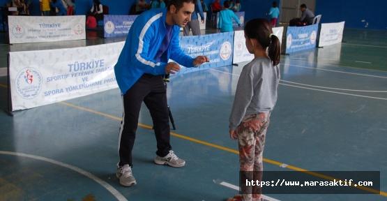 Afşin'de Yetenekli Sporcular Aranıyor