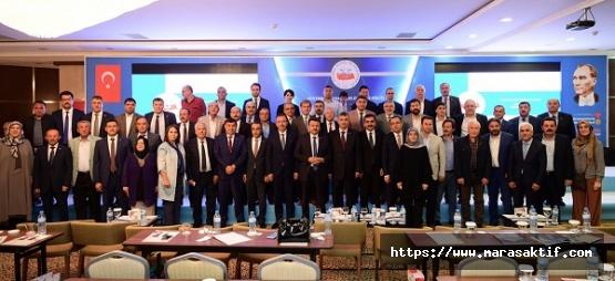 Belediyeler Birliği Kahramanmaraş'ta Toplandı
