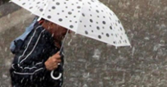 Sağanak Yağışlara Dikkat!