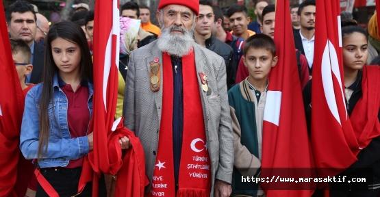 Atatürk Kahramanmaraş'ta Anıldı