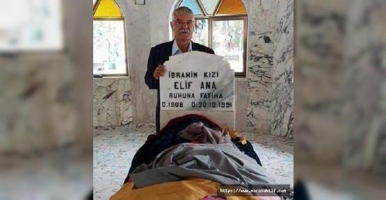 Elif Ana'nın Oğlu Vefat Etti