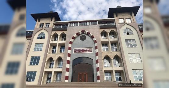 Kahramanmaraş'ta 1 Kişi Tutuklandı