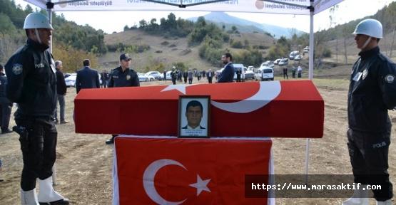 Vefat Eden Polis Defnedildi