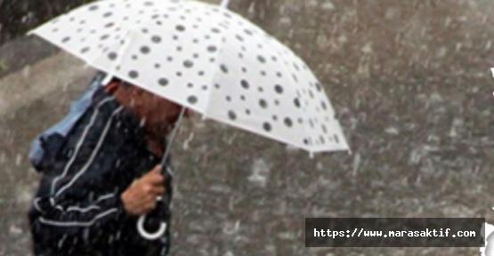 AKOM'dan Şiddetli Yağış Uyarısı