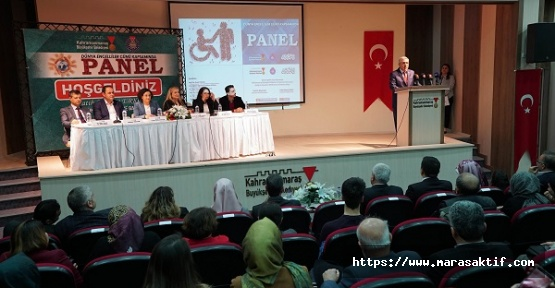 Engelli Hakları Masaya Yatırıldı