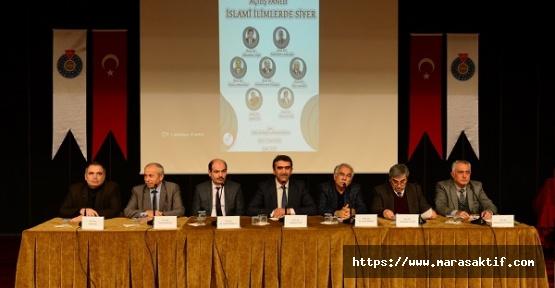 İslami İlimlerde Siyer Paneli
