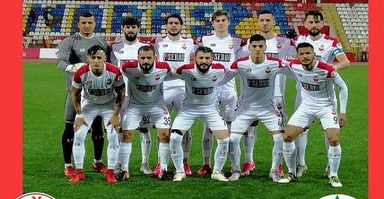Kahramanmaraşspor 2 - Aytemiz Alanyaspor 1
