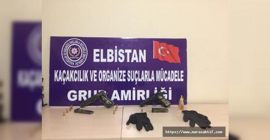 Operasyon Silah Satışını Önledi