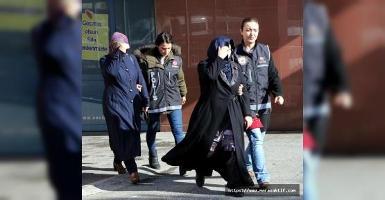 PDY Şüphelisi 4 Kadın Yakalandı