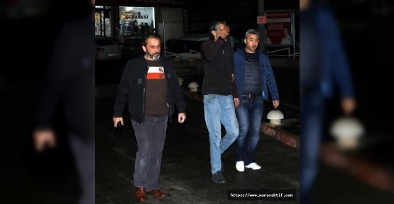 Sayaç Çalan Hırsız Tutuklandı