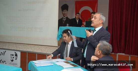"""""""2023 Eğitim Vizyonu Çalıştayı"""" düzenlendi"""