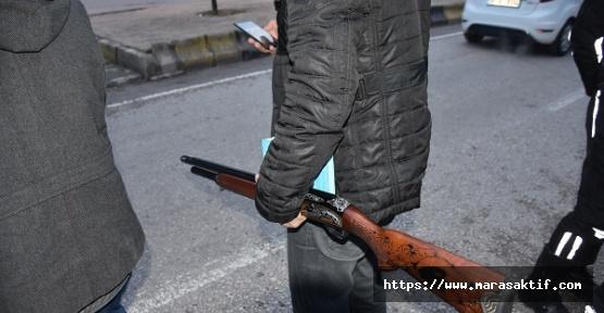 Aileler Arası Silahlı Kavga 15 Yaralı