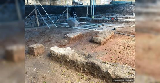 Antik Kent Kazıları Tamamlandı