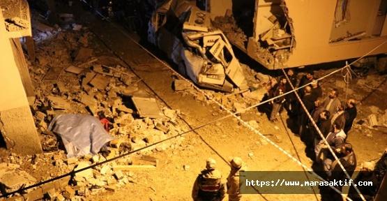 Binada Patlama 2 Ölü 6 Yaralı