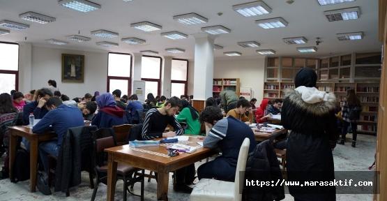 Büyükşehir Kütüphaneleri Tam Gaz