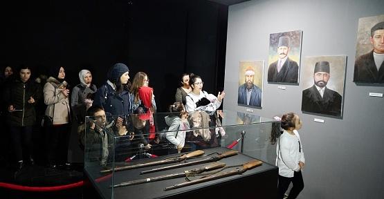 Çocuklarınıza Müzeyi Gezdirin