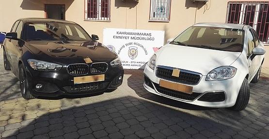 Interpol'ün Aradığı Araç Kahramanmaraş'ta Çıktı