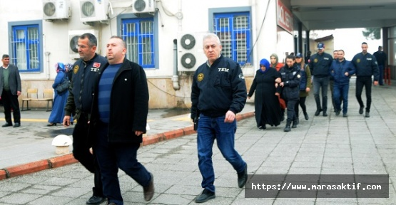 Kahramanmaraş'ta Gaybubet Evi Operasyonu