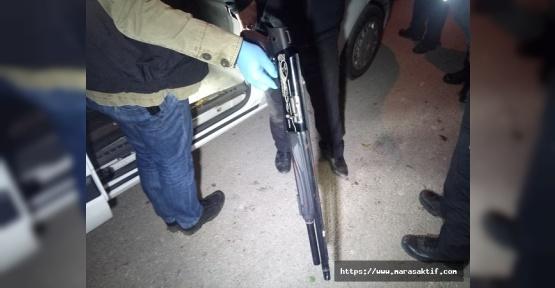 Silahlı Saldırıda 3 Kişi Yaralandı