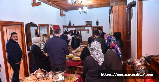 Sosyal Medya Gurmeleri Kahramanmaraş'ta