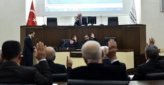 Dulkadiroğlu Meclis Toplantısı Yapıldı