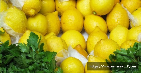 Limon 2 Lira 4 Kuruş