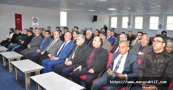 ÖSYM Bilgilendirme Toplantısı Yapıldı