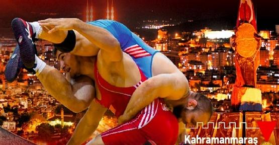 Türkiye Şampiyonası Kahramanmaraş'ta