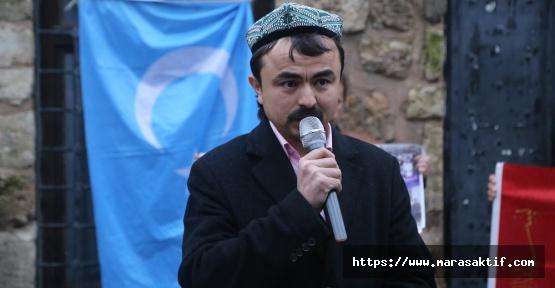Uygur Türkleri İçin Dua Edildi