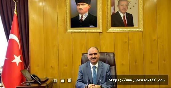 Vali Özkan Kurtuluş Bayramını Kutladı