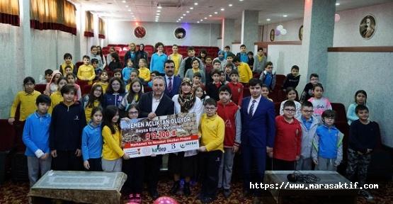 Beyza, Kampanyaya 12 Bin TL Destek Verdi