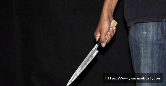 Bıçaklı Kavga 1 Ölü