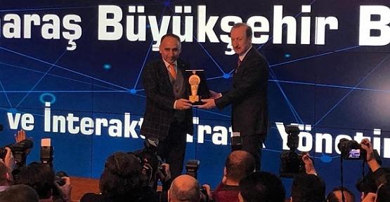 Büyükşehir Belediyesi Türkiye Birincisi