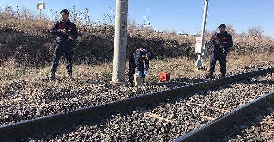 Demiryolu Hırsızları Tutuklandı