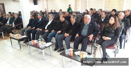 İhtisas Organize Sanayi ÇED Toplantısı
