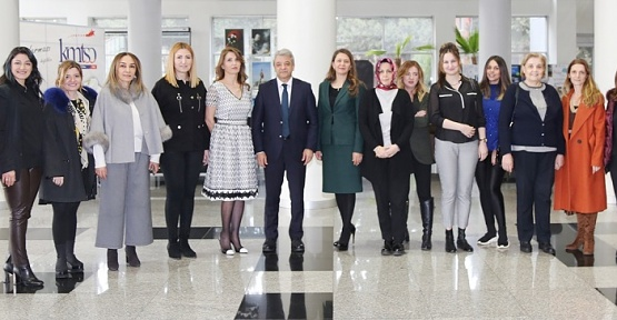 Kadın Girişimciler İcra Komitesi Seçildi