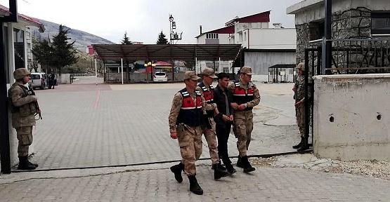 Kahramanmaraş'ta PKK'lı Terörist Yakalandı