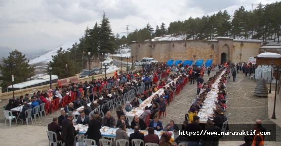 Sporcular Eshab-ı Kehf'i Ziyaret Etti