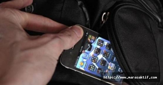 Telefon Hırsızları Yakalandı