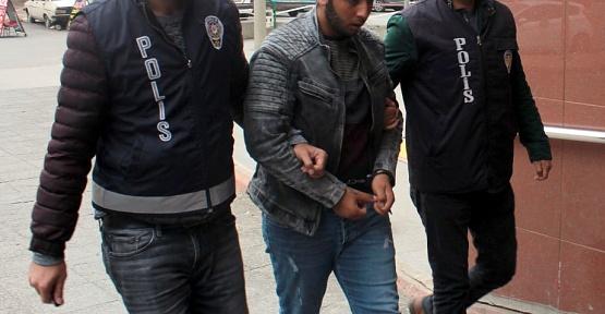 Televizyon Hırsızı Tutuklandı