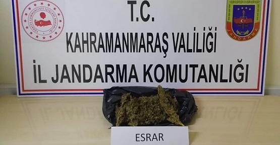 Uyuşturucu Ele Geçirildi