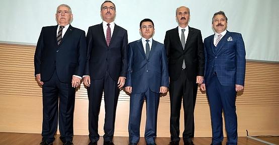 Başkanlar Mazbatalarını Aldı