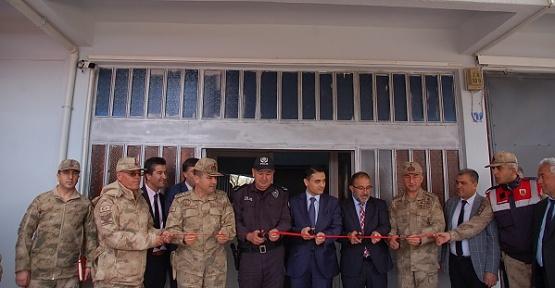 Karakol Komutanlığı Açıldı