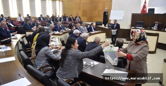 Yeni Dönemin İlk Meclisi Toplandı