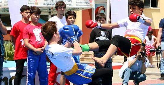 Gençlik ve Spor Bayramı Kutlandı