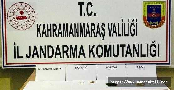 Kahramanmaraş'ta 12 Kişi Gözaltında