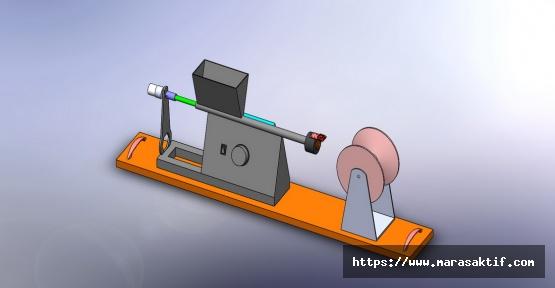 Prototif Filament Makinesi Tescillendi