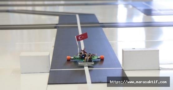 Robotlar Kahramanmaraş'ta Yarışıyor